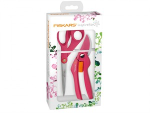Inspiration Ruby Pruner & Scissor Set