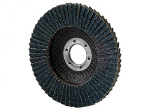 DIY Zirconium Flap Disc 100 x 16mm - 40 grit Coarse