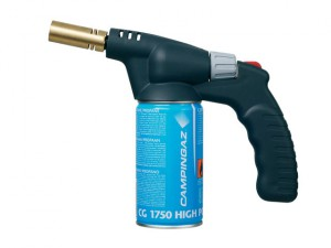 TH 2000PZ Handy Auto Blowlamp with Gas
