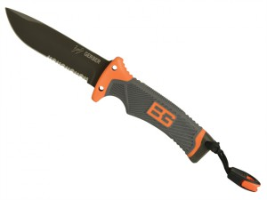 Bear Grylls Ultimate Knife Serrated