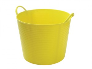 Gorilla Tub 75 Litre Extra Large - Yellow
