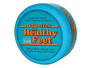 O'Keeffe's Healthy Feet Foot Cream 91g Jar