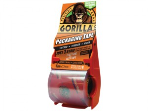 Gorilla Packaging Tape 72mm x 32m Dispenser