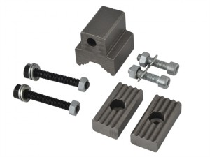 Pipe Vice Jaws Nuts & Screws (3)