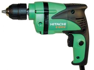 D10VC2 Rotary Drill 10mm Keyless 460 Watt 110 Volt