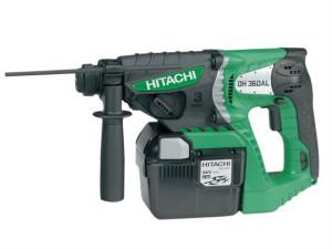 DH36DAL SDS Plus Hammer Drill 36 Volt 2 x 2.6Ah Li-Ion