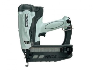 NT65GS Cordless Second Fix Finish Nailer 3.6 Volt 2 x 1.5Ah Li-Ion