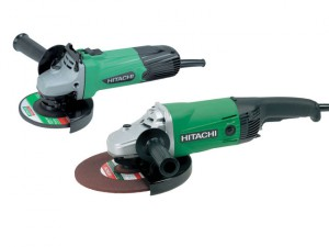 Angle Grinder Twin Pack 115mm + 230mm 110 Volt