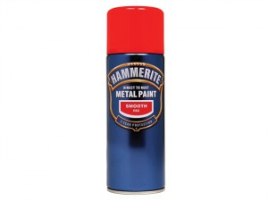 Direct to Rust Smooth Finish Aerosol Red 400ml