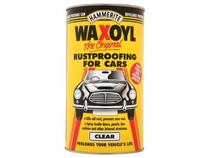 Waxoyl Clear Pressure Can 2.5 Litre