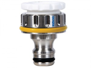 2041 Pro Metal Threaded Tap Connector 12.5 - 19mm (1/2 - 3/4in)