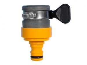 2176 Round Tap Connector Max. Ø18mm