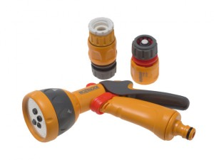 2347 Multi-Pattern Spray Gun Starter Set with Fittings