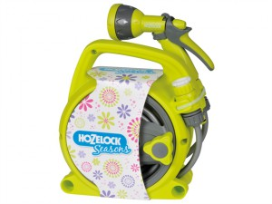 Seasons Pico 10m Reel & Spray Gun Lime