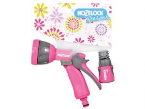 Seasons Multispray Gun & Fittings Pink