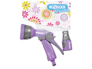 Seasons Multispray Gun & Fitting Purple