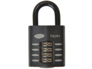 CP40 Combination Padlock 4-Wheel 40mm