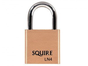 LN4 Lion Brass Padlock 5-Pin 40mm