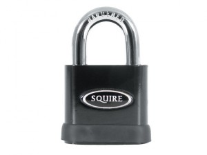 SS80S Stronghold Solid Steel Padlock 80mm CEN6 Boxed