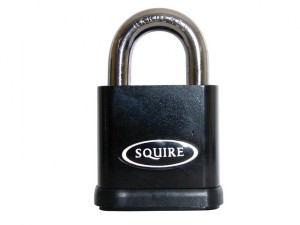 SS65S Stronghold Solid Steel Padlock 65mm CEN5