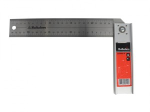Quattro Adjustable Try Square 250mm (10in)
