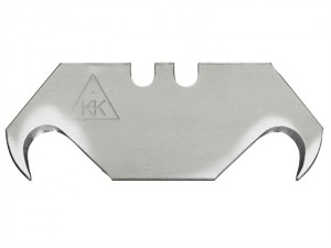 Universal Hooked Knife Blades (10)