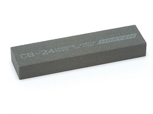 CB24 Bench Stone 100mm x 25mm x 12mm - Coarse