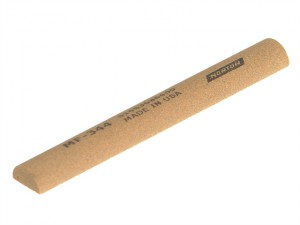 MF344 Half Round File 100 x 12mm - Medium