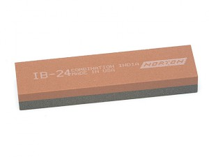 IB24 Bench Stone 100mm x 25mm x 12mm - Combination