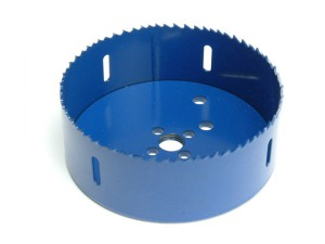 Bi-Metal High Speed Holesaw 168mm