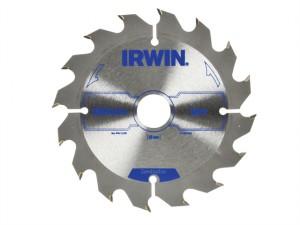 Construction Circular Saw Blade 125 x 20mm x 16T ATB