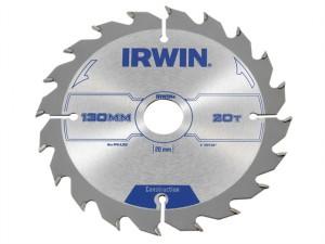 Construction Circular Saw Blade 130 x 20mm x 20T ATB