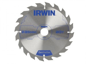 Circular Saw Blade 235 x 30mm x 20T ATB
