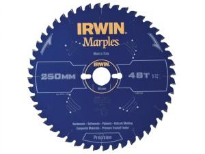 Marples Mitre Circular Saw Blade 250 x 30mm x 48T ATB/Neg