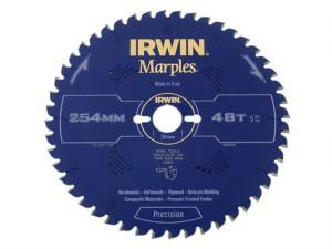 Marples Circular Saw Blade 254 x 30mm x 48T ATB/Neg M