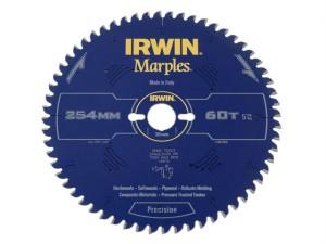 Marples Circular Saw Blade 254 x 30mm x 60T ATB/Neg M