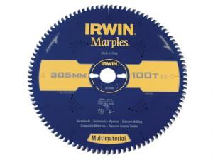 Marples Multimaterial Circular Saw Blade 305 x 30mm x 100T TCG/Neg