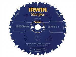 Marples Table & Mitre Circular Saw Blade 300 x 30mm x 24T ATB