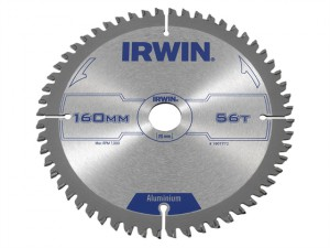 Professional Aluminium Circular Saw Blade 160 x 20mm x 56T TCG