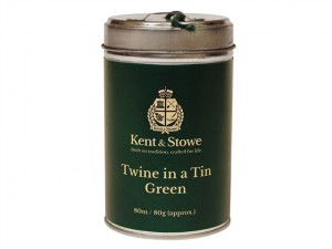 Twine In a Tin Green 80m (80g)