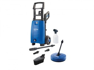 C120.6-6 PCA X-TRA Pressure Washer & Patio Brush 120 Bar 240 Volt