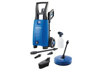 C110.4-5 PCA X-TRA Pressure Washer & Patio Brush 110 Bar 240 Volt