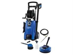 D130.4.9 PAD X-TRA Pressure Washer & Cleaning Kit 130 Bar 240V
