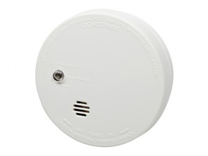 Ionisation Smoke Alarm with Test