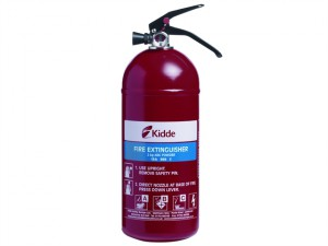 Fire Extinguisher Multipurpose 2.0kg ABC