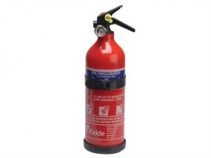 Fire Extinguisher Multi-Purpose 1.0kg ABC