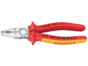 Combination Pliers VDE Certified Grip 200mm