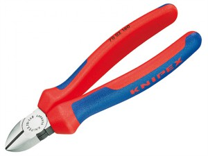 Diagonal Cutters Comfort Multi-Component Grip 140mm (5.1/2in)