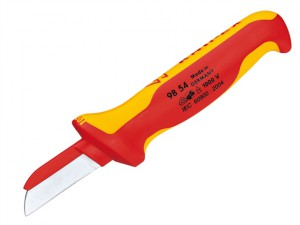 Cable Knife VDE Insulated (Back of Blade Insulated)