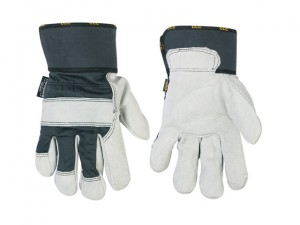 Heavy-Duty Lined Winter Rigger Gloves Large (Size 10)
